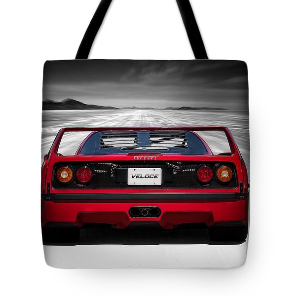 High Tailin' It Tote Bag