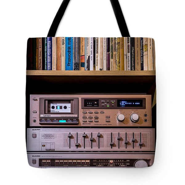 High Technology Tote Bag
