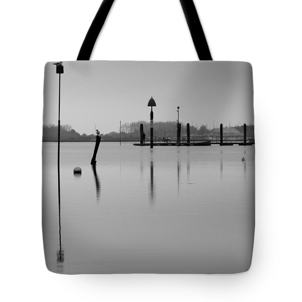 High Tide Ripples Tote Bag