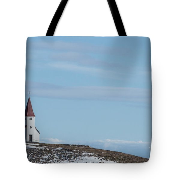 Higher Believes Tote Bag