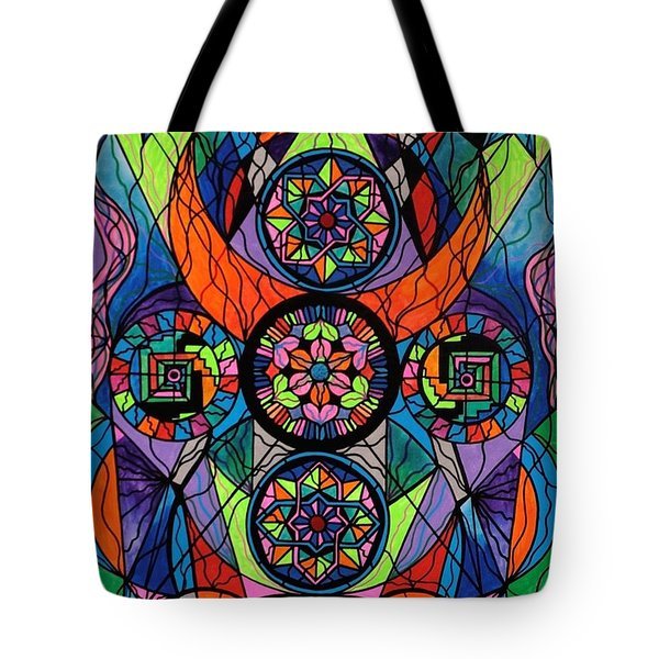 Higher Purpose Tote Bag