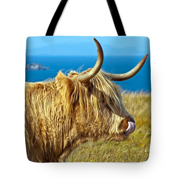 Highland Beauty Tote Bag