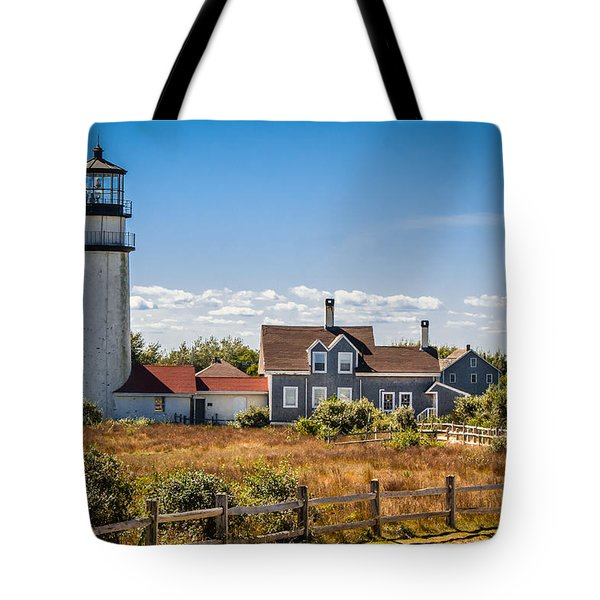 Highland Light Tote Bag