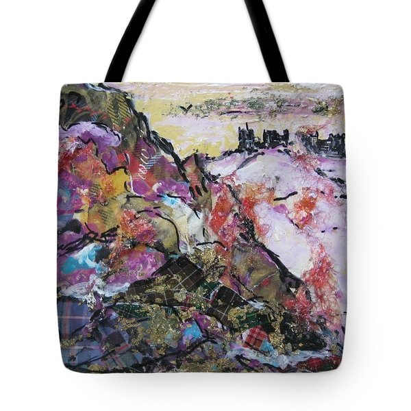 Highland Memory Tote Bag