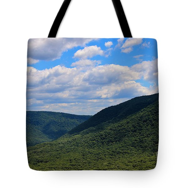 Highland Peace And Serenity Tote Bag by Rachel Cohen