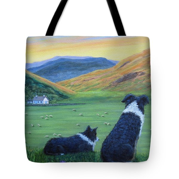 Highland Watch Tote Bag