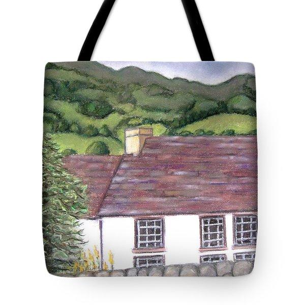 Highland Farmhouse Tote Bag