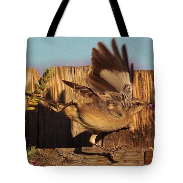 Hightail It Out Of There Tote Bag