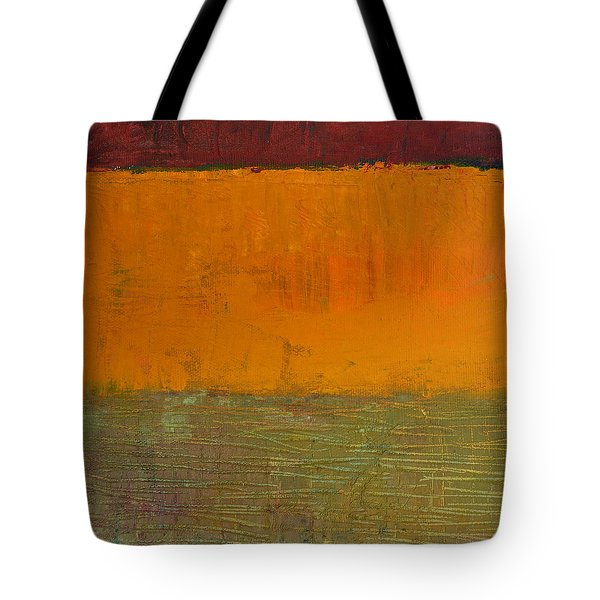 Highway Series - Grasses Tote Bag