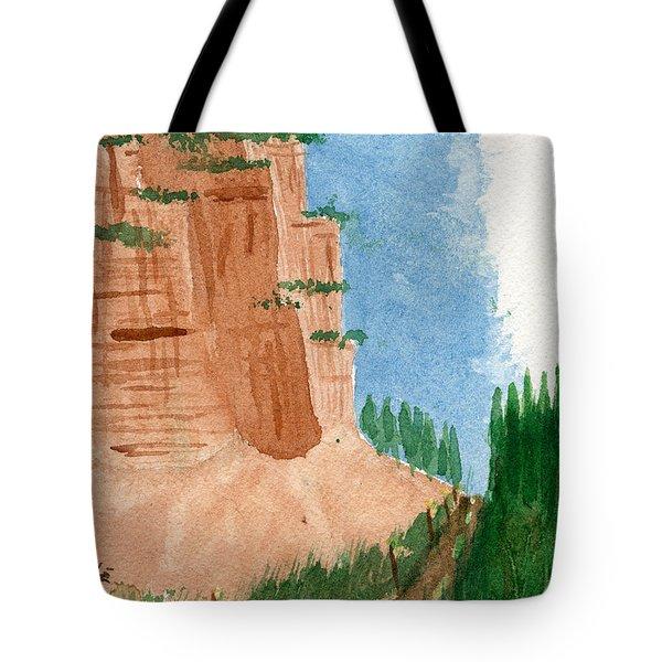 Highway Smile Tote Bag