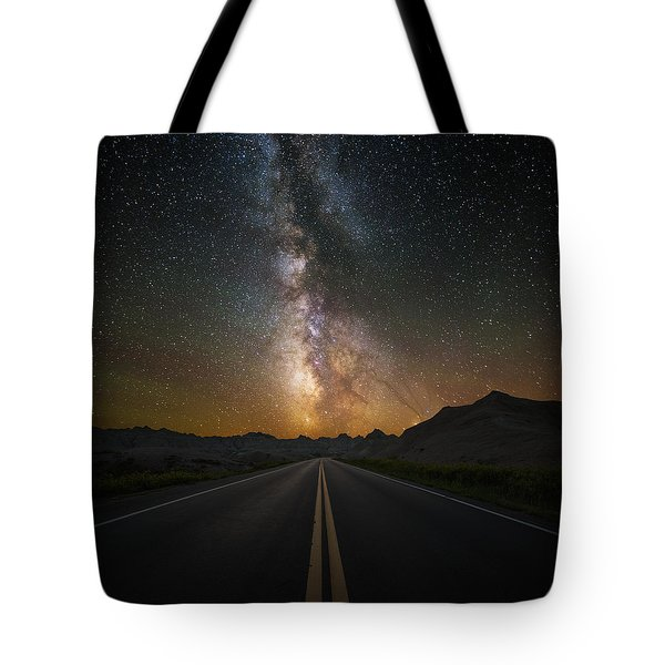 Highway To Heaven Tote Bag