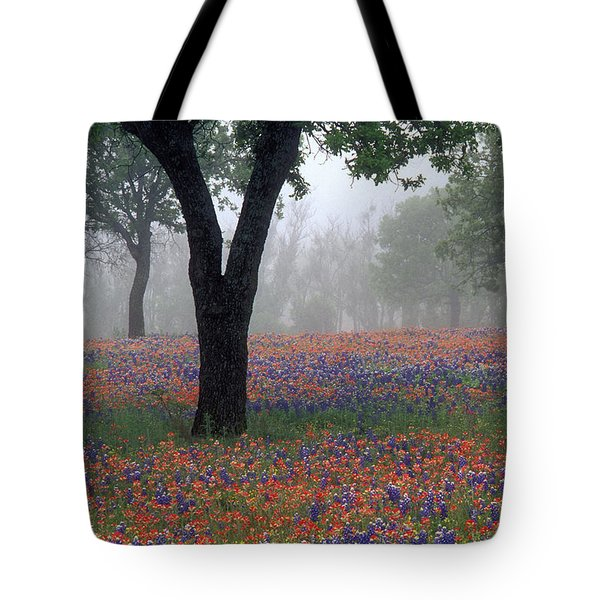 Hill Country - Fs000912 Tote Bag