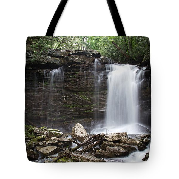 Second Fall Of Hills Creek Tote Bag