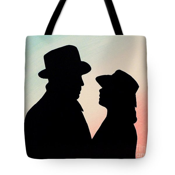 Hill Of Beans Tote Bag by Alys Caviness-Gober