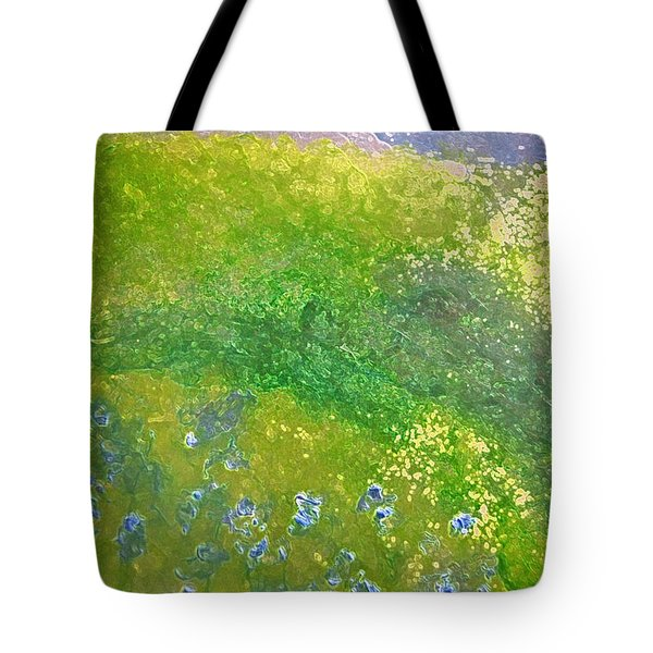 Hillside By Jrr Tote Bag by First Star Art