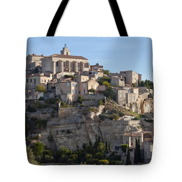 Hilltop City Tote Bag by Bob Phillips