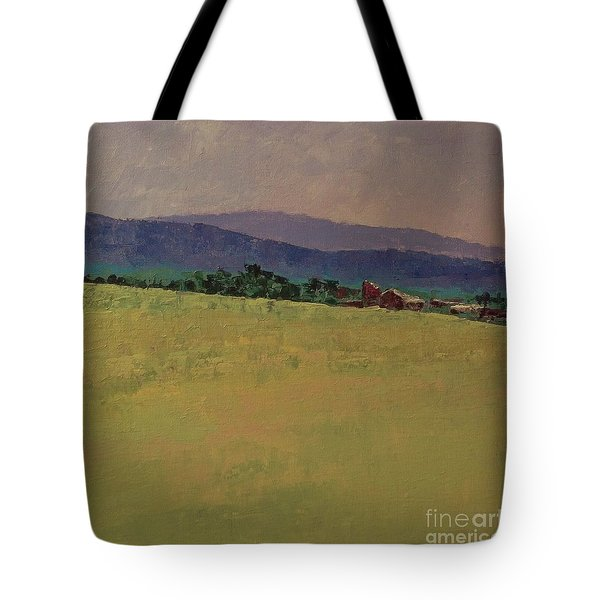 Hilltop Farm Tote Bag