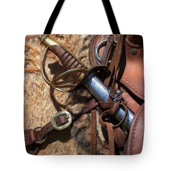 Hilt And Handle Tote Bag by Kae Cheatham