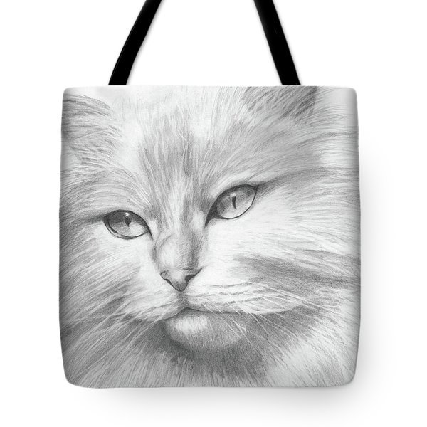 Himalayan Cat Tote Bag