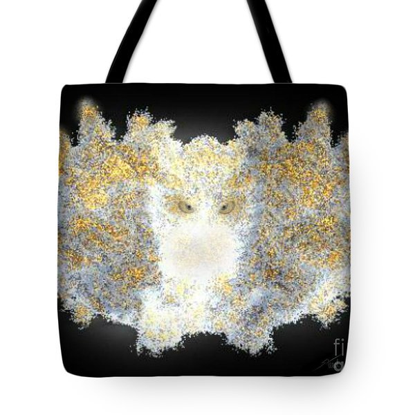 Hint Of Owl Tote Bag