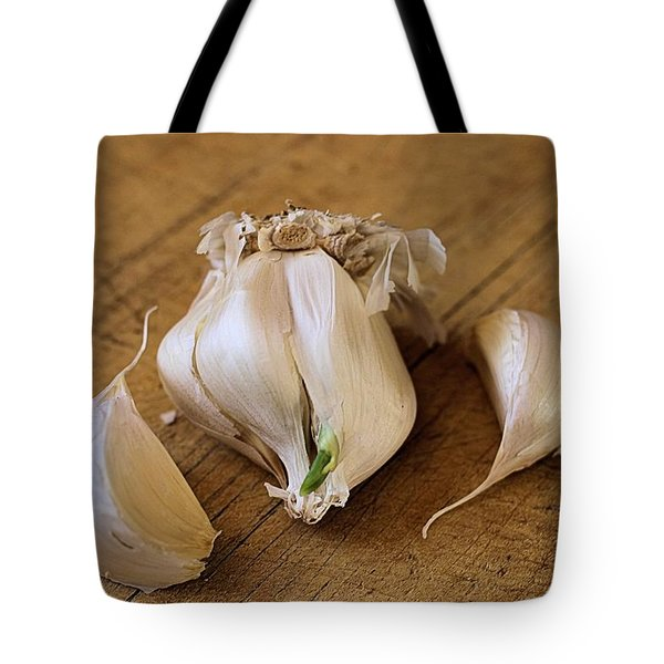 Hint Of Spring Tote Bag