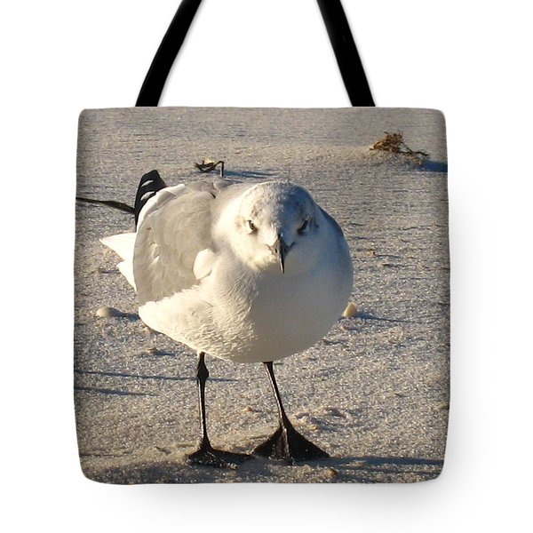 His Day Tote Bag