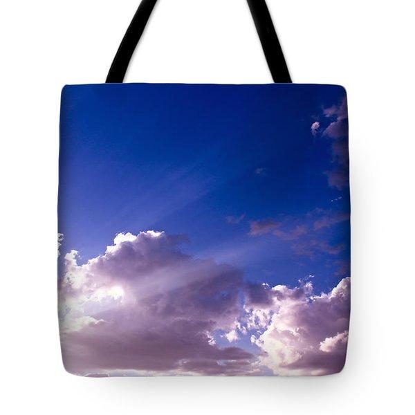 His Glory Tote Bag