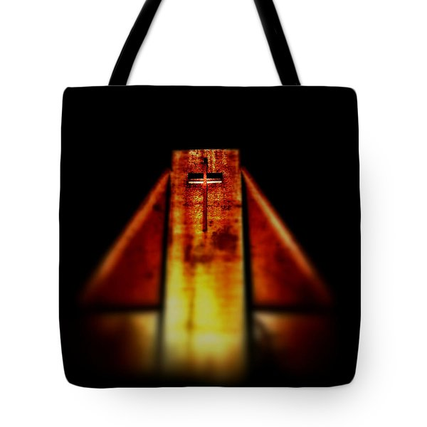 His House Tote Bag