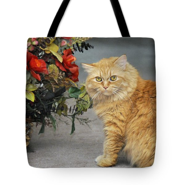 His Majesty Tote Bag by Kenny Francis