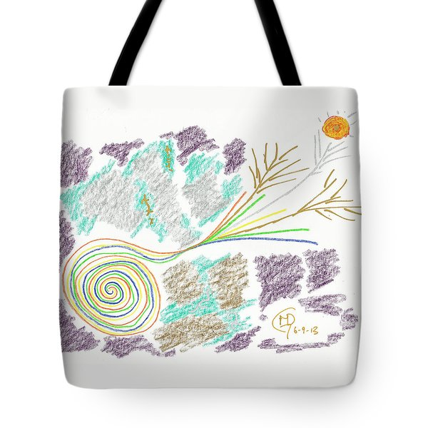 His Mastery's Voice Tote Bag