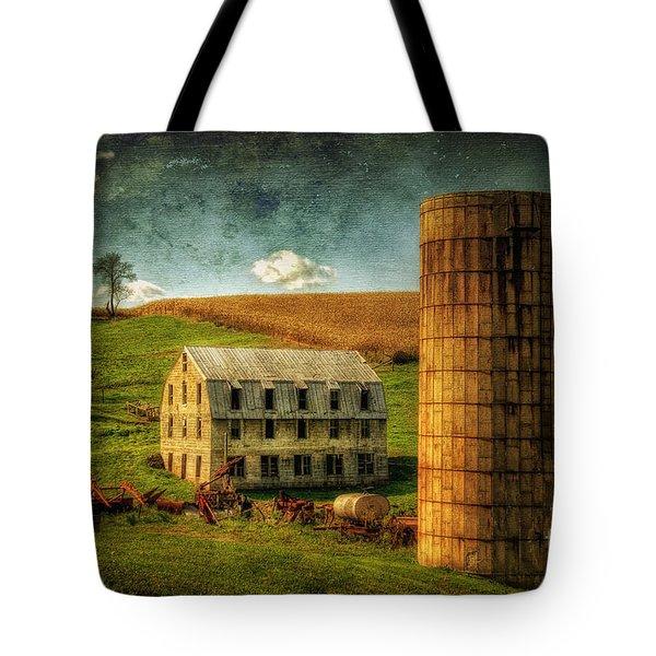 His Pride And Joy Tote Bag