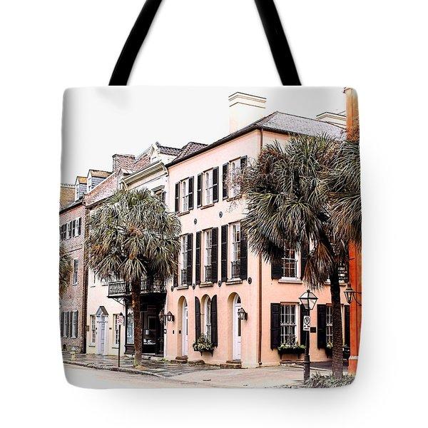 Historic Charleston Tote Bag