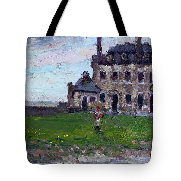 Historic Old Fort Niagara Tote Bag
