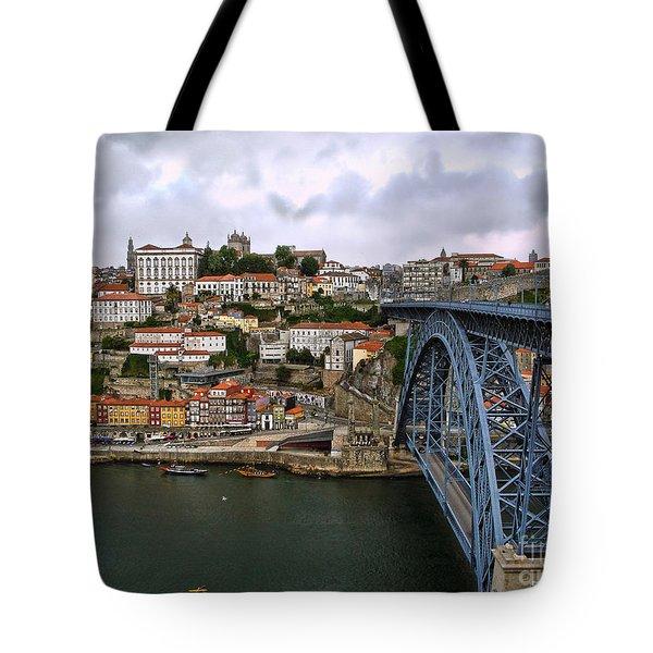 Historic Porto Tote Bag
