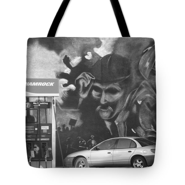 History Of War To The Present Tote Bag by Lenore Senior