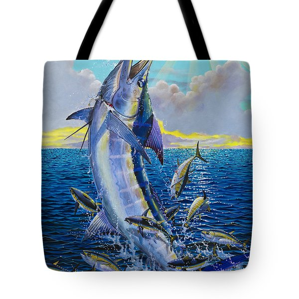 Hit And Miss Off0084 Tote Bag by Carey Chen