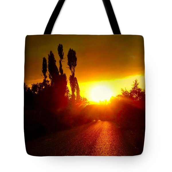 Hit The Road Jack Tote Bag