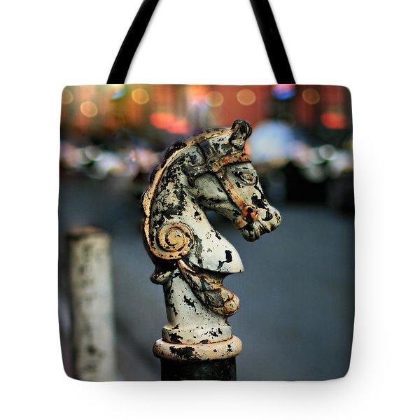 Hitching Post #1 Tote Bag