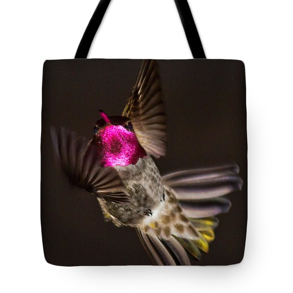 Hitting The Brakes Tote Bag