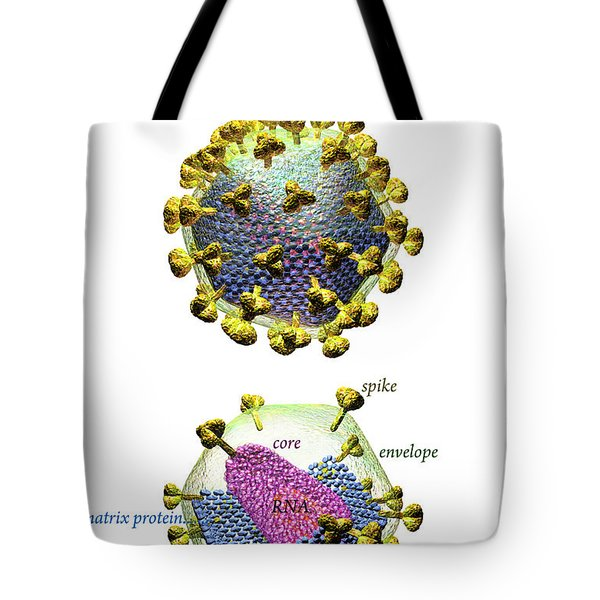 Virus Tote