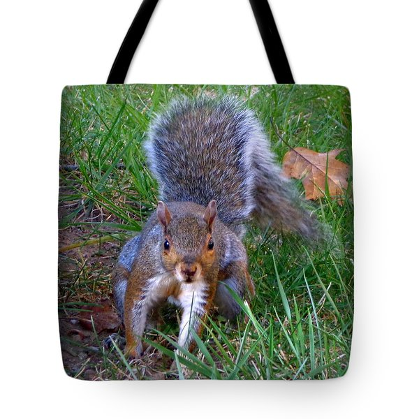 Hiya Tote Bag by Joseph Skompski