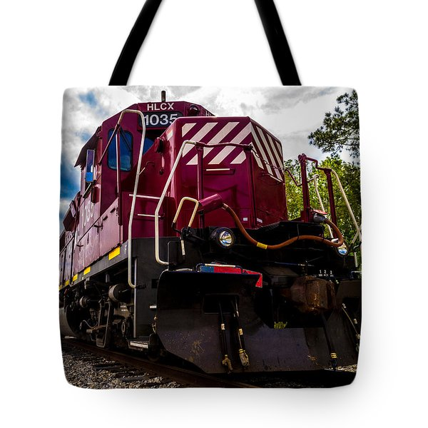 Hlcx 1035 Tote Bag by Bartz Johnson