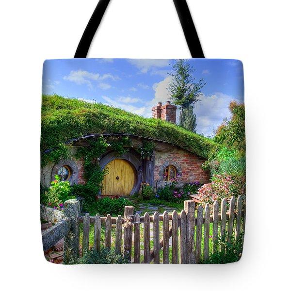 Hobbit Hole 7a Tote Bag