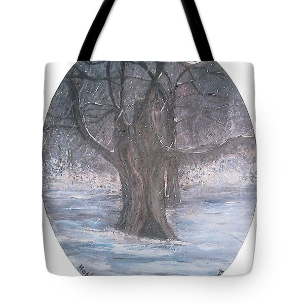 Hobgoblin Tree Tote Bag