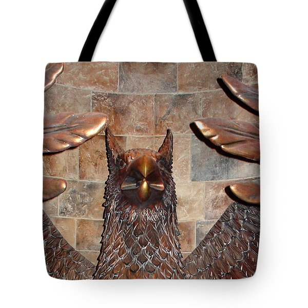Hogwarts Hippogriff Guardian Tote Bag by David Nicholls