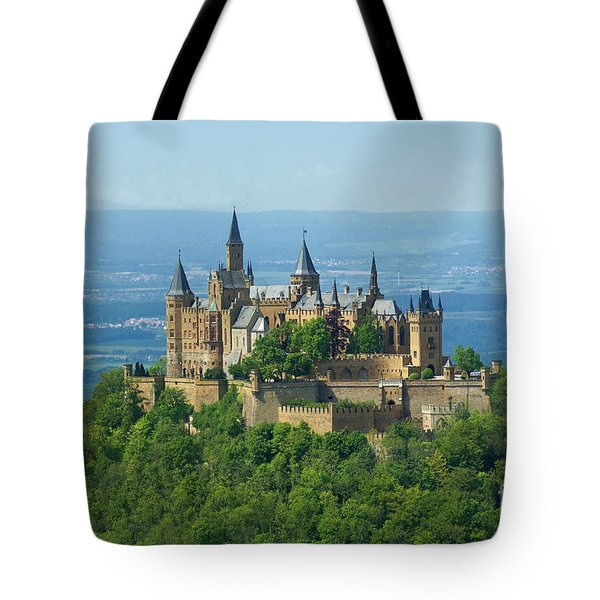 Hohenzollern Castle 5 Tote Bag