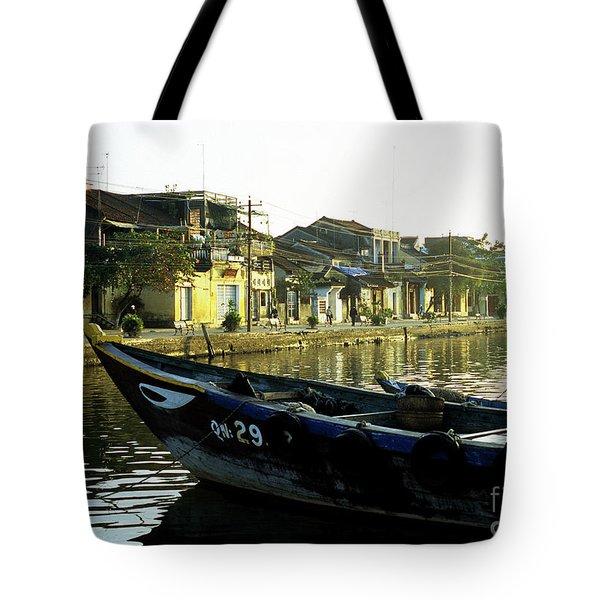Hoi An Dawn 02 Tote Bag