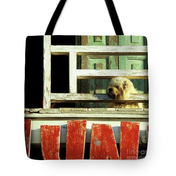 Hoi An Dog 02 Tote Bag