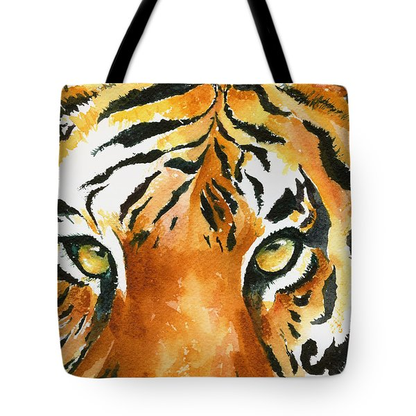 Hold That Tiger Tote Bag