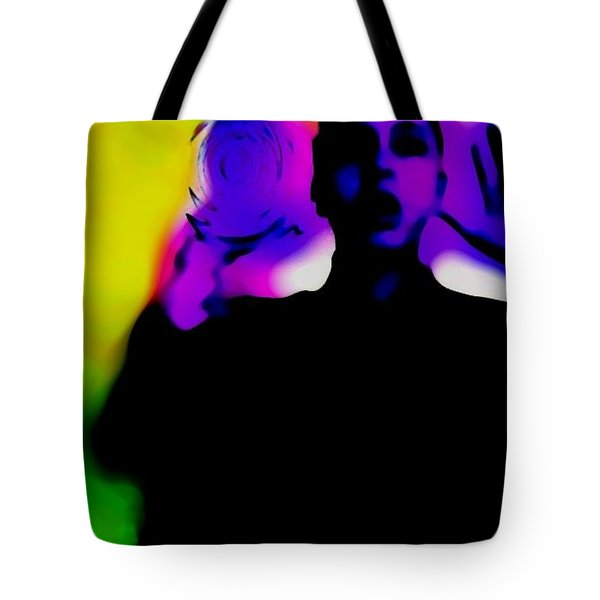 Hold Water Tote Bag by Jessica Shelton